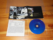 PETER HOFMANN & HELEN SCHNEIDER - YOU DON'T BRING....MAXI-CD MINT! &  INFO-BLATT