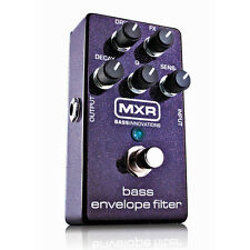 MXR M82 Effect Pedal, Bass Envelope Filter, Brand New In Box !