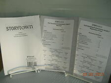Harcourt Storytown Grade 4 FCAT benchmark assessment (1 set of each test)NEW