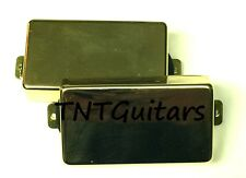 Dragonfire SCREAMERS Humbucker Pickup Set, Bridge/Neck HH Pups SOLID COVER, GOLD