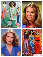 Shelley Hack RARE collection - over 540 photos, clippings & magazine articles