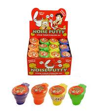 Caja de 24 Medio Noisy Masilla en Inodoro - Nuevo Juguetes Bolsillo Venta Lotes