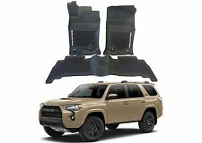 Genuine OEM Front & Rear All Weather Floor Mats For 2013-2017 Toyota 4Runner New
