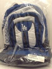 Los Angeles LA Dodgers - Logo Colossus Backpack - Brand New Back To School