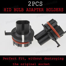HID Conversion Xenon Bulbs Holders Adapters Adaptor H7 For BMW E39 E60 Benz E200