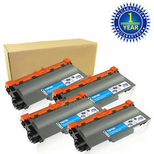 4x TN-750 TN750 Toner Cartridge for Brother MFC-8950DW 8950DWT 8910DW HL-61