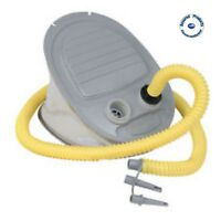BRAVO 2 INFLATABLE FOOT PUMP - Inflatable Boats - RIB's - Dingies
