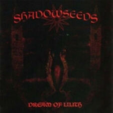 """Shadowseeds """"Dream of Lilith"""" CD [RAR - - 1995, OCCULT DEATH METAL FROM SWEDEN]"""