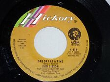 Don Gibson: One Day at a Time / Rainbow of Love  [Unplayed Copy]