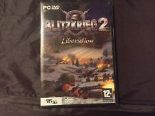 BLITZKRIEG 2 LIBERATION PC BRAND NEW SEALED
