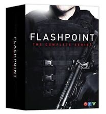 Flashpoint - The Complete Series Seasons 1-5 1 2 3 4 5 DVD Box Set Brand New