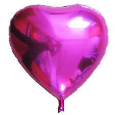 18'' Heart Foil Helium Balloons For Wedding Birthday Party Engagement 5/10pcs