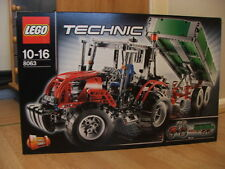 NEW Lego Technic 8063 Tractor with Trailer SEALED