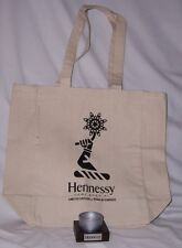 New HENNESSY VS LIMITED EDITION BY RYAN MCGINNESS TOTE BAG & TEA CANDLE Set