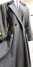 Vintage, Victorian Riding coat,, By Charlotte Halton, Riding- Dress Coat,