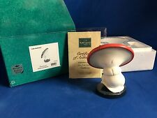 Walt Disney Classics Collection Large Mushroom Fantasia Figure Figurine COA Mint