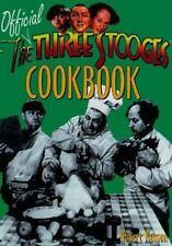 The Official Three Stooges Cookbook Kurson, Robert Spiral-bound