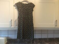 Smart ladies size 10 knee length dress from top shop