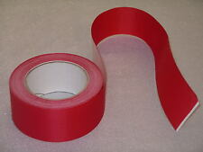 PSP Ripstop Sail Repair Tape 50mm x Per Mtr  Red Sails Kites Outdoor Gear