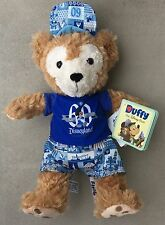 DISNEYLAND 60TH ANNIVERSARY CELEBRATION DUFFY THE BEAR - New With Tags