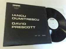 IANCU DUMITRESCU / DAVID PRESCOTT 1989 GENERATION UNLIMITED GU LP 1005 US LP