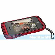 New! Genuine myCharge Portable Game Power for iPod Touch, Red RFAM-0148