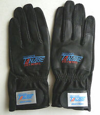 Tanabe track racing gloves A3 Keirin Pro Defense 1, black NJS, size 24 (S)