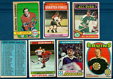 1978 TOPPS MAPLE LEAFS LANNY MCDONALD CARD #110