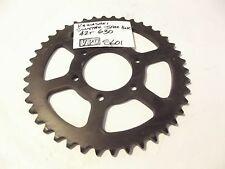 Kawasaki Steel REAR SPROCKET Sunstar 42-T 630 KZ1000 ZX750 GPz Turbo ZX1100 etc