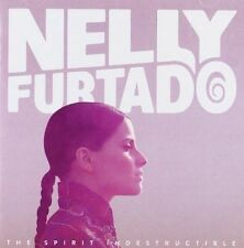 Nelly Furtado - Spirit Indestructible (NEW CD 2012)