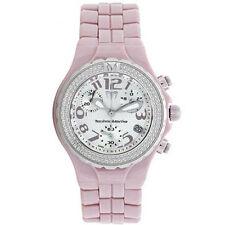 Technomarine technodiamond Para Mujer Diamantes Cronógrafo Reloj De Cuarzo dtcv09c