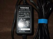 Toshiba AT7020A AC Adapter Power Supply Cord for Laptop Computer 12V 1A*