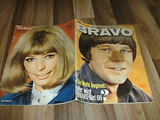 BRAVO  45/31.10.1966 -- GRAHAM BONNEY / BRAVO-GIRL 66 / REX GILDO /  The WHO