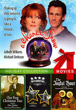 4-Movie Holiday: A Chance of Snow/Our First Christmas Tree/The Answer and The Gi