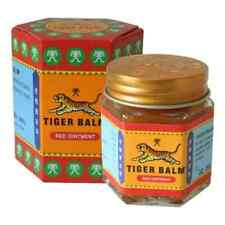 Tiger Balm Red Ointment Massage Rub for Muscular aches and pains (10G)