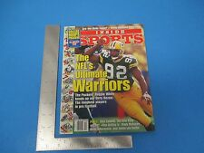 Vintage December 1997 Inside Sports Magazine NFL`s Ultimate Warriors 80 pgs.M623