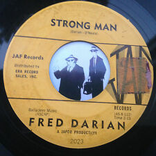 7'' Fred Darian Strong Man On JAF In VG (Popcorn)