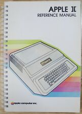 Apple II ][ Reference Manual w/Schematics Clean and NICE 1979-1981 II Plus II+