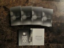 Lot Of 100 Womans Avon Perfume Spotlight .01 Fl Oz Carded Sample Vials New!