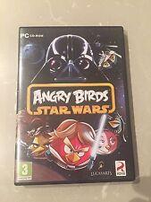 Angry Birds Star Wars / Jeu PC Ordinateur - Jeux Vidéo, Science Fiction - TBE