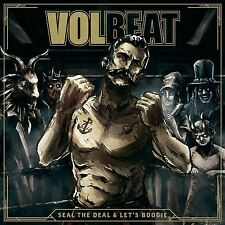 Seal the Deal & Let's Boogie by Volbeat (CD, Jun-2016, Republic)