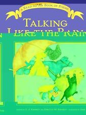 Book, PB Talking Like the Rain: a Read-to-Me Book of Poems XJ & Dorothy Kennedy
