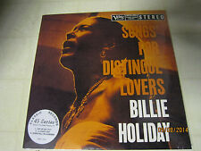 Verve MGVS6021 Billie Holiday Songs for Distingue 2LP 45rpm