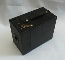 KODAK Portrait HAWKEYE *STAR* Box Camera -1930's Art Deco made in Great Britain