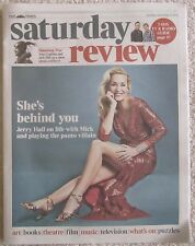 Jerry Hall – Times Saturday Review – 15 November 2014