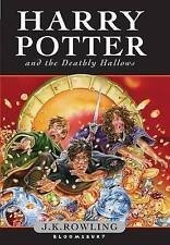 NEW - FIRST EDITION -  HARRY POTTER and the DEATHLY HALLOWS (HARDBACK)