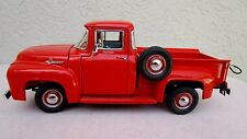 DANBURY MINT 1:24 SCALE 1956 FORD F-100 PICK UP TRUCK W/TITLE FREE SHIPPING.