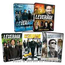 Leverage: Complete Timothy Hulton TV Series Seasons 1 2 3 4 5 Box/DVD Set(s) NEW