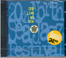 "GRP ""LIVE AT THE NORTH SEA JAZZ FESTIVAL"" CD NUOVO SIGILLATO Patitucci-B.B.King"
