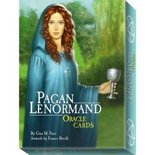 NEW Pagan Lenormand Oracle Cards Deck Gina M. Pace